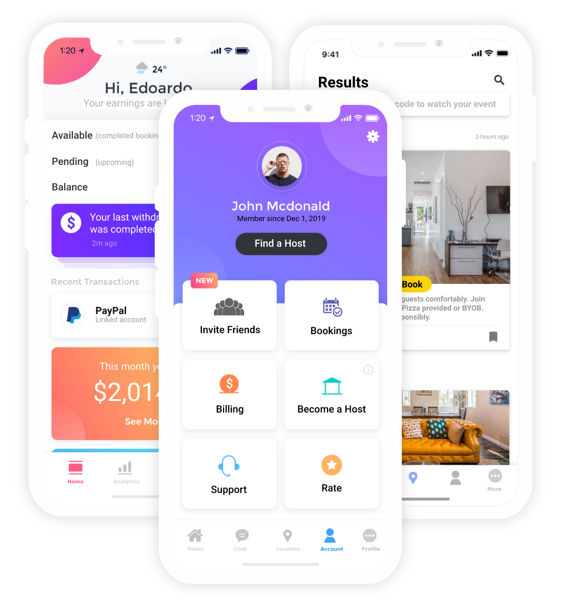 sportify-app-collage
